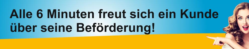 Inges Minicar Karlsruhe Rastatt alle 6 Minuten